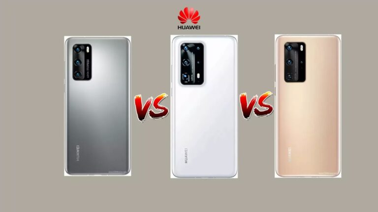 Huawei P40, P40 Pro, P40 Pro Plus | Specifications and Price's