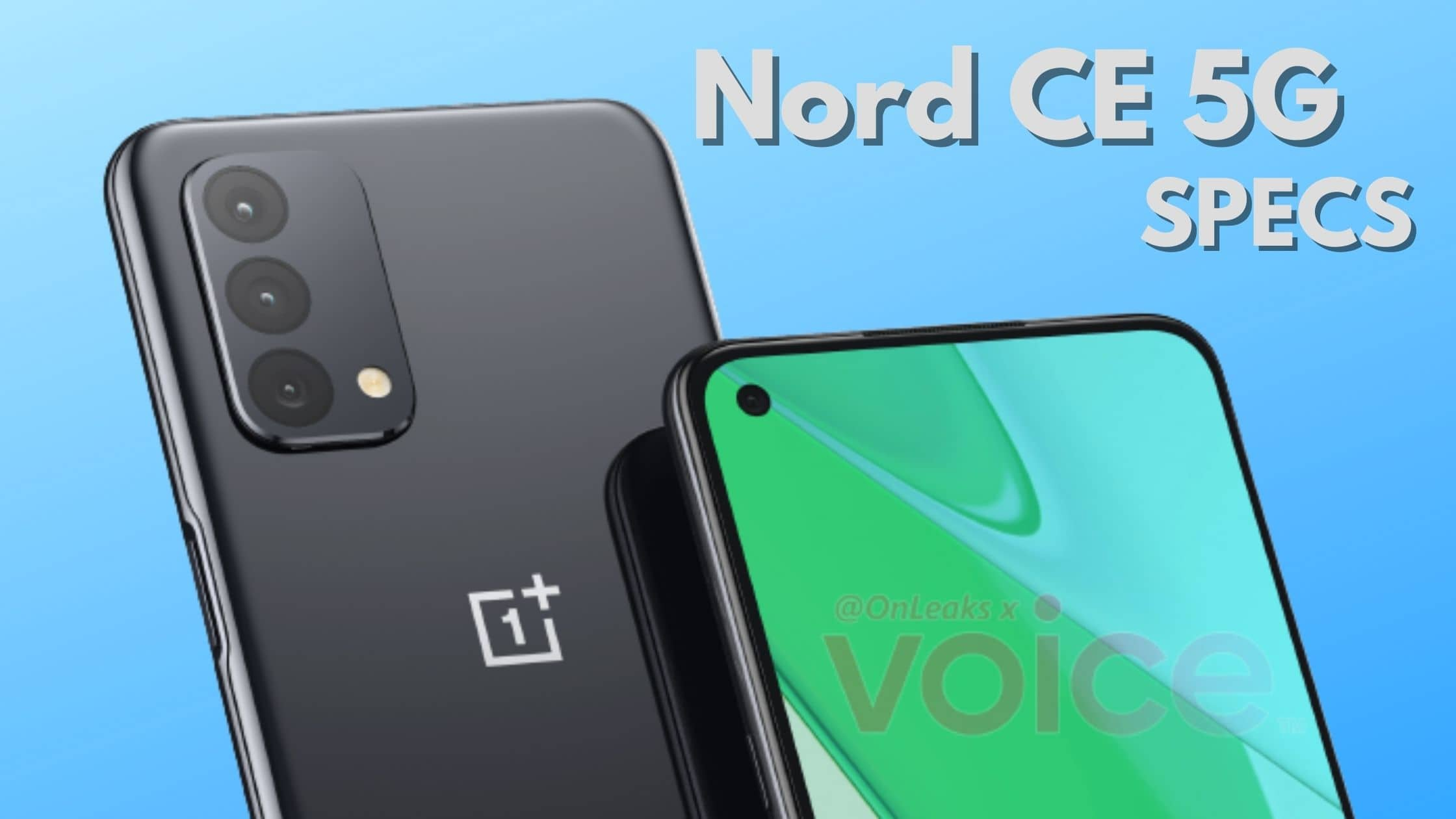 oneplus-nord-ce-5g-leaked-specifactions